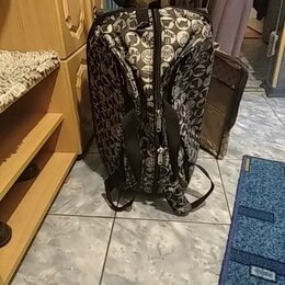 Чемоданы и аксессуары к ним - Леопардовый чемодан , 0