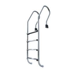 Лестницы и поручни - Лестница Aquaviva Mixta MX-415 (4 ступ.), 0