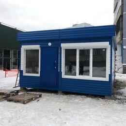 Готовые строения - Павильон 5х7м Одинаковый, 0