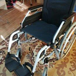 Приборы и аксессуары - Инвалидное кресло-каталка Ortonica Base 195, 0