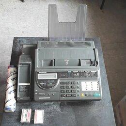 Факсы - Телефон факс автоответчик Panasonic KX-F390BX, 0