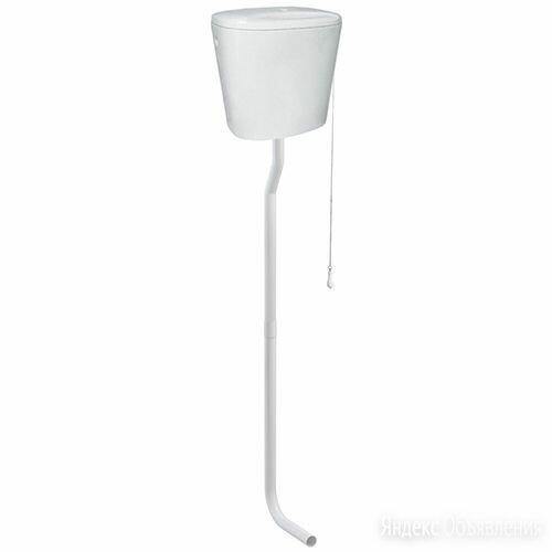 Бачок для унитаза высокий подвесной керамический по цене 7500₽ - Бачки для унитазов, фото 0