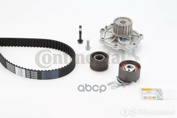 Комплект Ремня Грм ContiTech арт. CT1010WP1 по цене 9300₽ - Двигатель и топливная система , фото 0