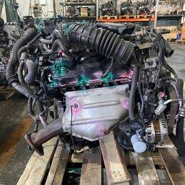 Двигатель и топливная система  - Двигатель Infiniti G25 2.5i 220-235 л/с VQ25HR, 0