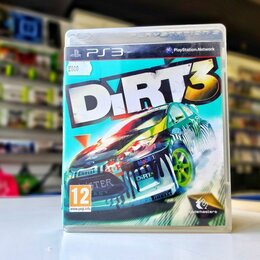 Игры для приставок и ПК - Dirt 3 PlayStation 3 б.у, 0