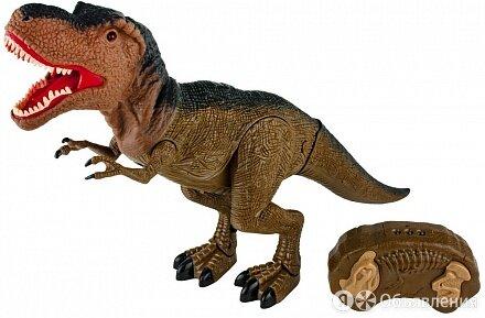 Игрушка интерактивная Robo Life Динозавр Тираннозавр на ИК управлении Т16706 ... по цене 2201₽ - Роботы и трансформеры, фото 0