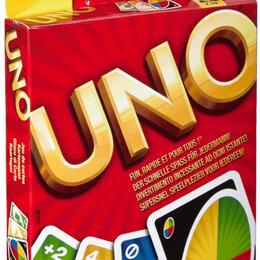 Настольные игры - Настольная игра UNO, 0