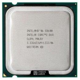 Процессоры (CPU) - Процессор intel core 2 duo e8600 wolfdale, 0