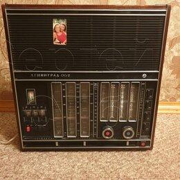 Радиоприемники - Радиоприемник Ленинград 002, 0