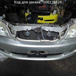 Шины, диски и комплектующие - Nose cut на Toyota Nadia SXN10 44-18 серебро, 0