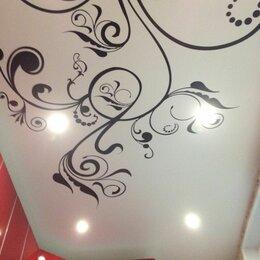 Потолки и комплектующие - Натяжные потолки с фотопечатью для коридора, 0