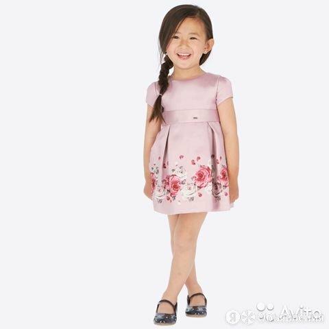 Платье Mayoral, 4 года, 5 лет (2 размера) по цене 3264₽ - Платья и сарафаны, фото 0