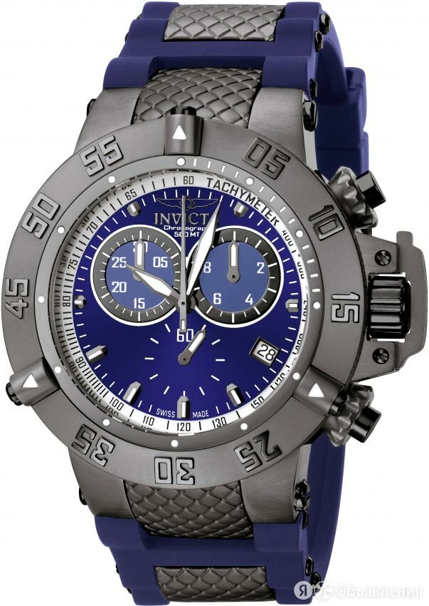 Наручные часы Invicta IN5509 по цене 34020₽ - Наручные часы, фото 0