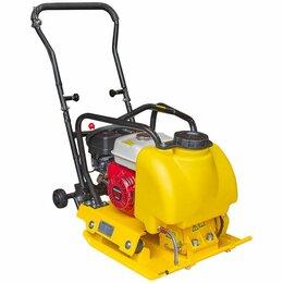 Вибротрамбовочное оборудование - Виброплита бензиноваяtss-VP80TH (двигатель Honda), 0