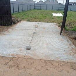 Железобетонные изделия - Дорожные плиты 3х1.75 и 6х2 м. Доставка | Укладка, 0