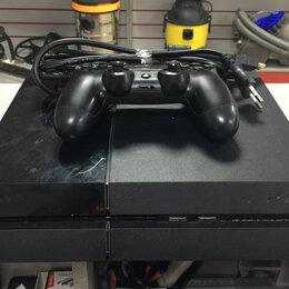 Игры для приставок и ПК - Приставка PS4. Fat 1ТБ, 0