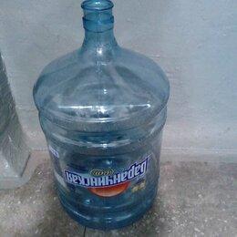 Бутылки - Реализация б/у бутылей 19 литров, 0
