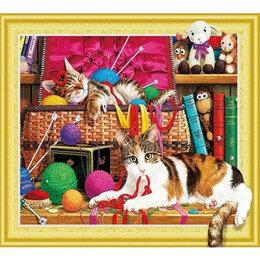 Развивающие игрушки - Коты и пряжа Артикул : LP 053, 0