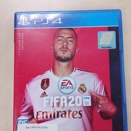 Игры для приставок и ПК - Диск PS4 Fifа 20, 0