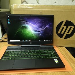 "Ноутбуки - Игровой ноутбук HP Core i5+16Gb+SSD+GTX+15.6"" IPS, 0"