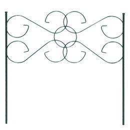 Заборчики, сетки и бордюрные ленты - Декоративный заборчик АЖУР (комплект 5 шт), 0