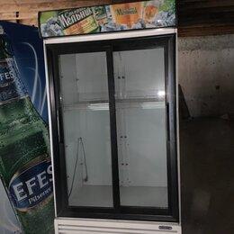 Холодильные шкафы - Холодильный шкаф frigorex двухдверный купе, 0