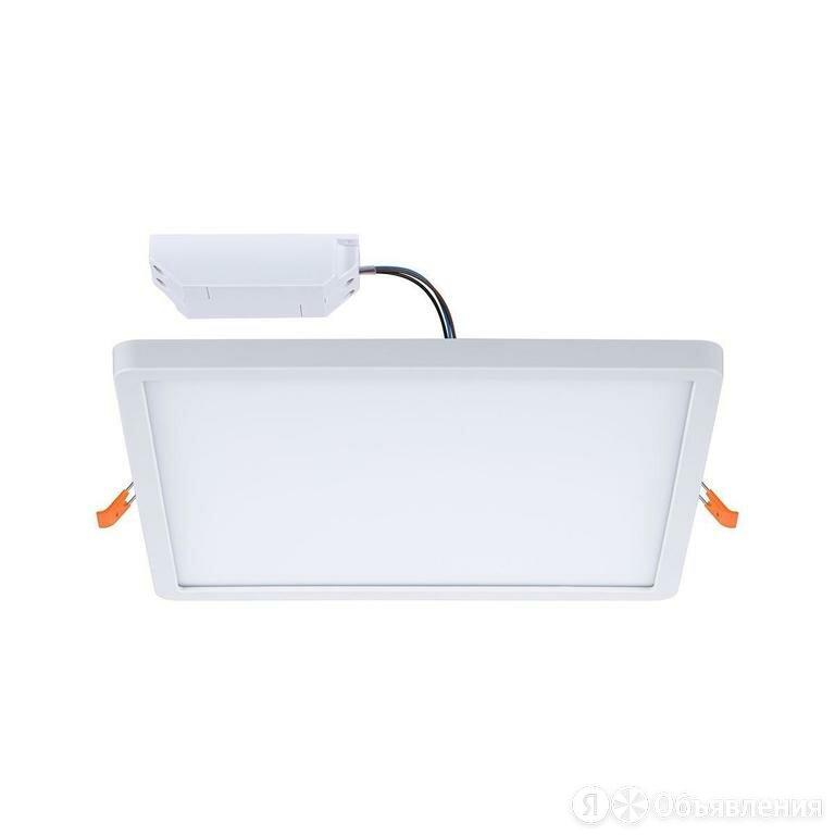 Встраиваемая светодиодная панель Paulmann Areo VariFit 93048 по цене 10950₽ - Встраиваемые светильники, фото 0