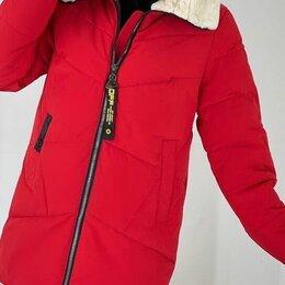 Куртки - Женская зимняя куртка р-ры 48-60, 0