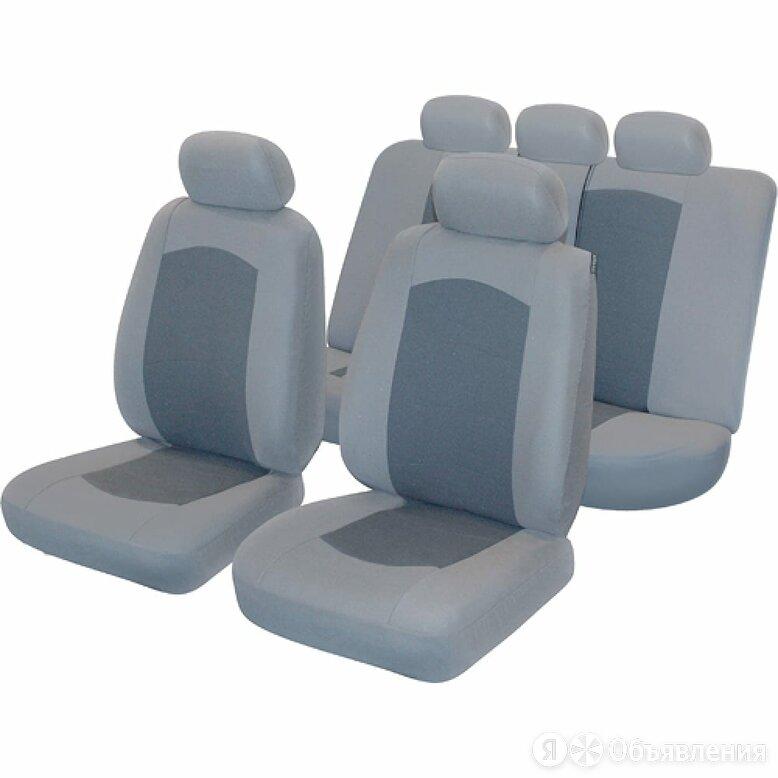 Универсальные автомобильные чехлы на сиденья AUTOSTANDART 101118 по цене 1624₽ - Аксессуары для салона, фото 0