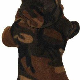 Одежда и обувь - Камуфлированная толстовка для собак, 0