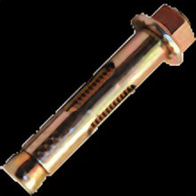 Анкерные системы - Анкерный болт от 8х40 до 20х200, 0