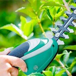 Ножницы и кусторезы - Аккумуляторные садовые ножницы , 0