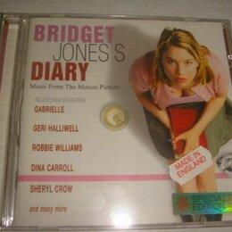 Музыкальные CD и аудиокассеты - CD к фильму Дневник Бриджет Джонс music from the motion picture, 0