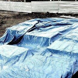 Тенты строительные - Баннер бу Баннерную ткань, 0