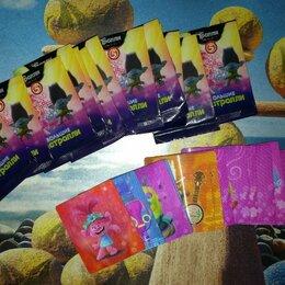 """Коллекционные карточки - Коллекция карточек из серии """"Большие гастролли"""" (5-ка), 0"""