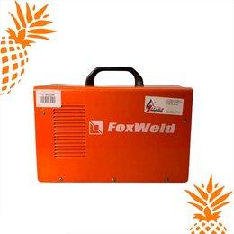 Сварочные аппараты - Сварочный аппарат инверторного типа FoxWeld Мастер 202 MMA, 0