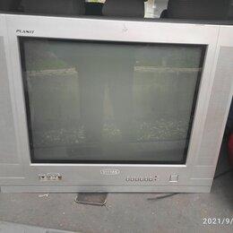 Телевизоры - Телевизор Витязь 29 дюймов кинескопный, 0