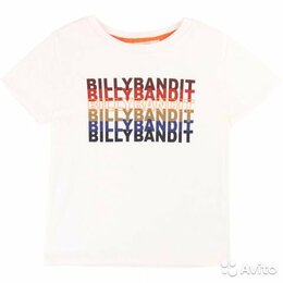 Футболки и рубашки - Футболка Billybandit для мальчика, 6 лет, 0