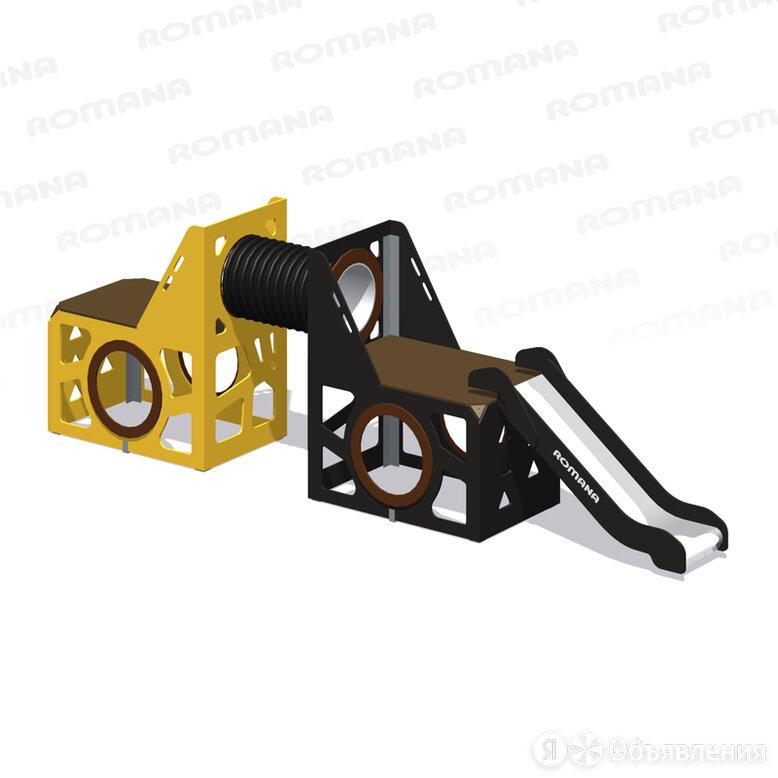 Игровые модули ROMANA Romana 115.24.00 (коричневый) по цене 197700₽ - Игровые наборы и фигурки, фото 0