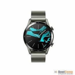 Умные часы и браслеты - Смарт часы HUAWEI WATCH GT 2 Latona-B19B Titanium Gray, 0
