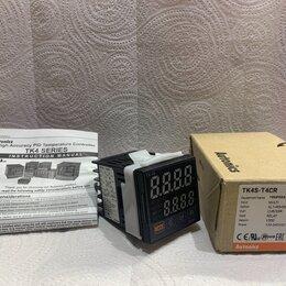 Датчики температуры, влажности и заморозки - Контроллер температуры Autonics TK4S-T4CR с ПИД-регулятором, 0