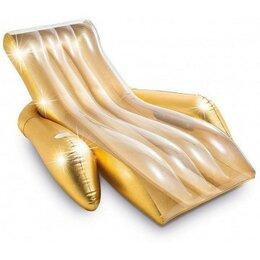 Прочие аксессуары - Кресло-шезлонг для плавания надувное INTEX (56803), 0