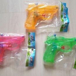 Игрушечное оружие и бластеры - Новые водные пистолеты, 0
