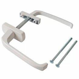 Ручки дверные - Нажимной гарнитур балконный, 0
