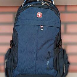 Рюкзаки - Рюкзак swissgear 15'', черный, 32х24х46, 34 л, 0
