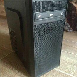 Настольные компьютеры - Игровой PC i5, 8 gb, gtx 750ti, ssd, 0