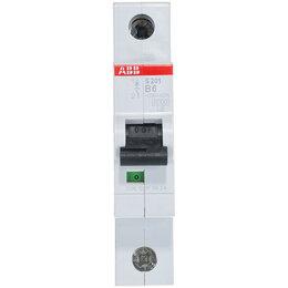 Защитная автоматика - Автоматический выключатель ABB S201, 0