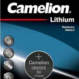 Батарейки - Батарейка Camelion CR2025, 0