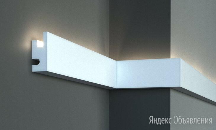 Карниз-молдинг под подсветку Tesori KD 301 по цене 1051₽ - Лепнина, фото 0
