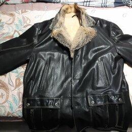 Куртки - Кожаная зимняя куртка nuomeier, 0
